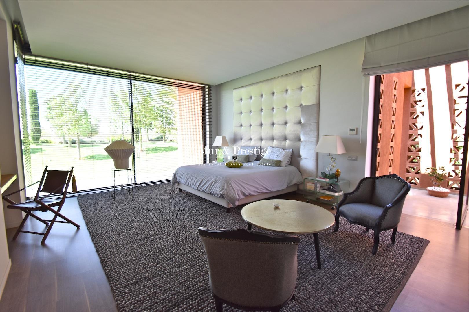 Villa sur golf à vendre à Marrakech
