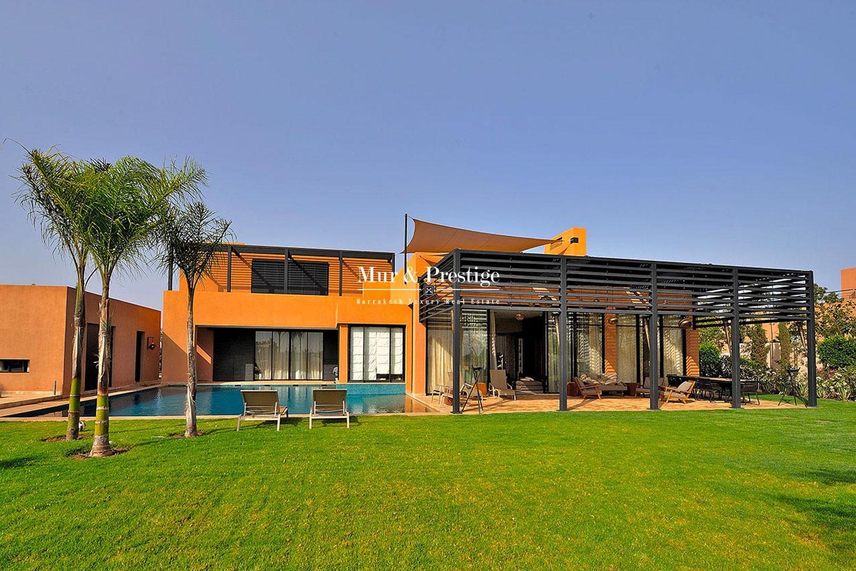 Vente villa sur golf a Marrakech