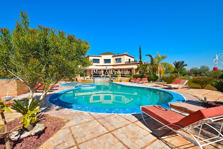 Villa a vendre a Marrakech