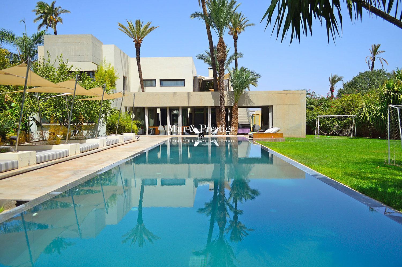 Villa a vendre au centre ville de Marrakech