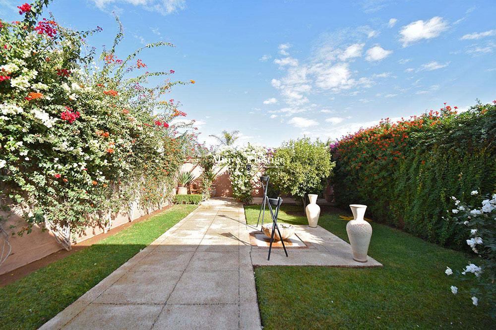 Villa de charme a vendre a Marrakech