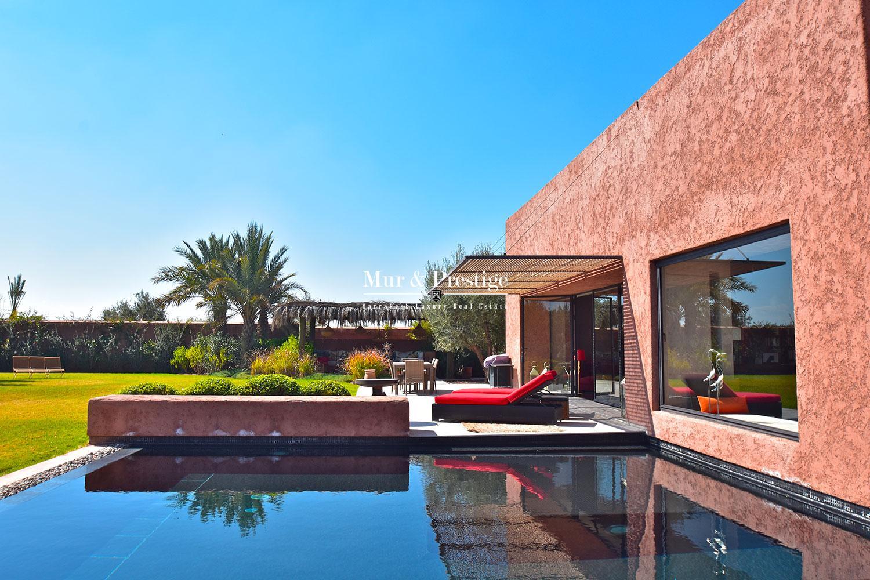 Villa de luxe en vente route d'Amizmiz