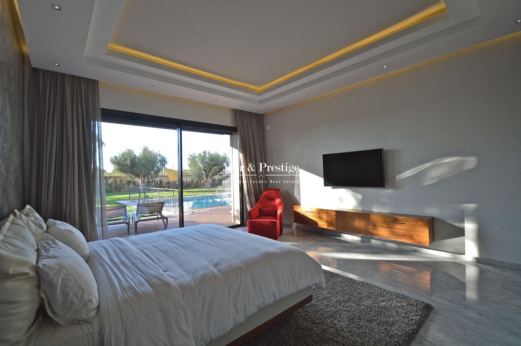 Villa de luxe moderne en vente a Marrakech