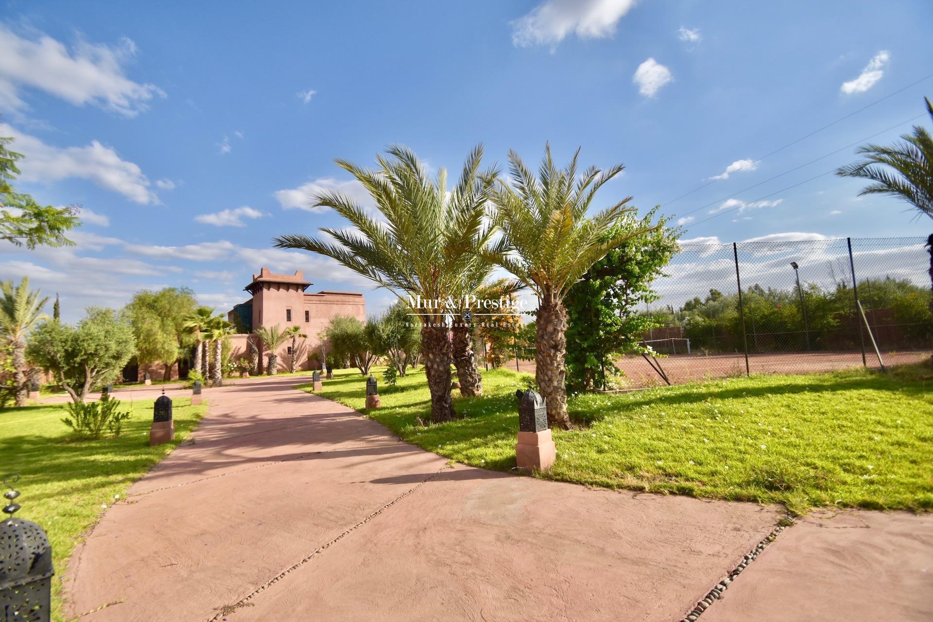 Villa de prestige à la vente à Marrakech