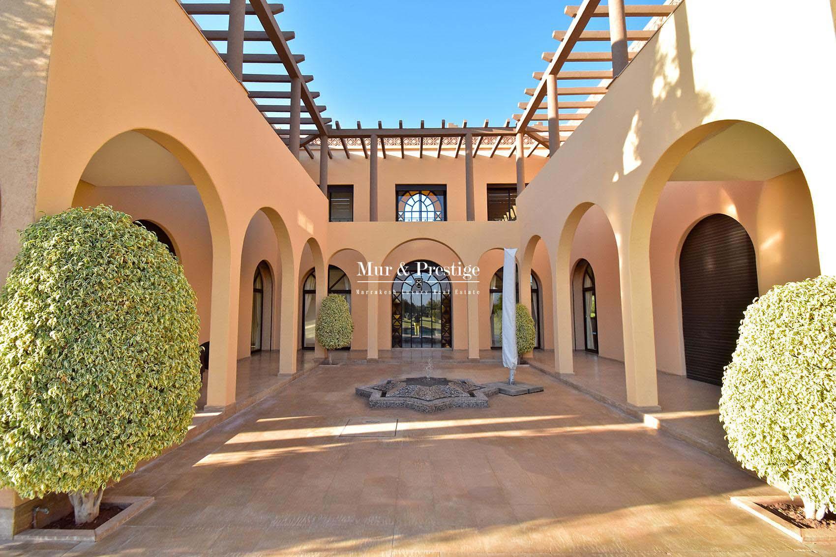 Villa de prestige en vente a Marrakech