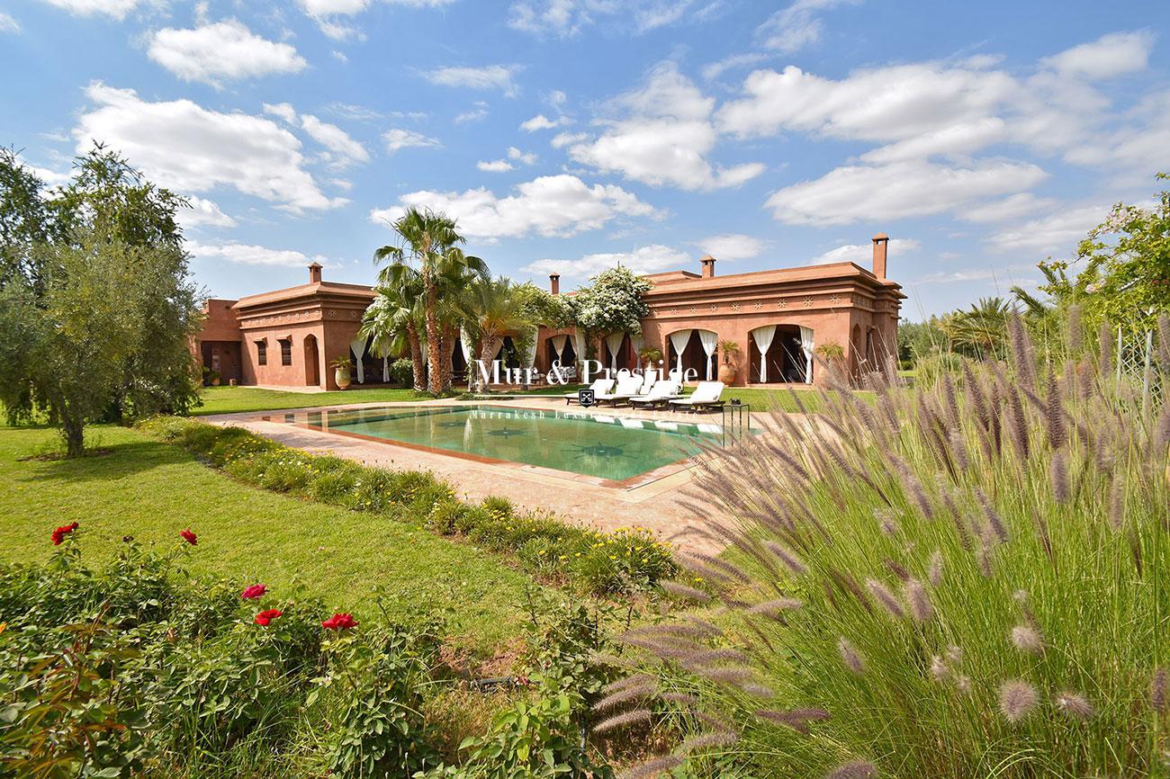 Villa d�exception en vente Marrakech