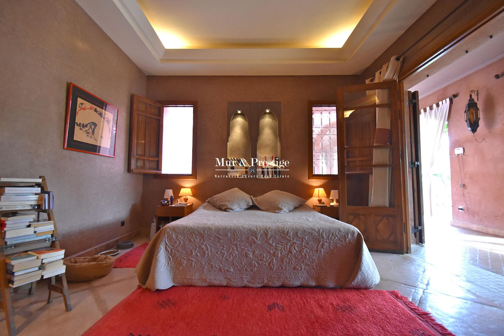 Villa d'exception en vente Marrakech