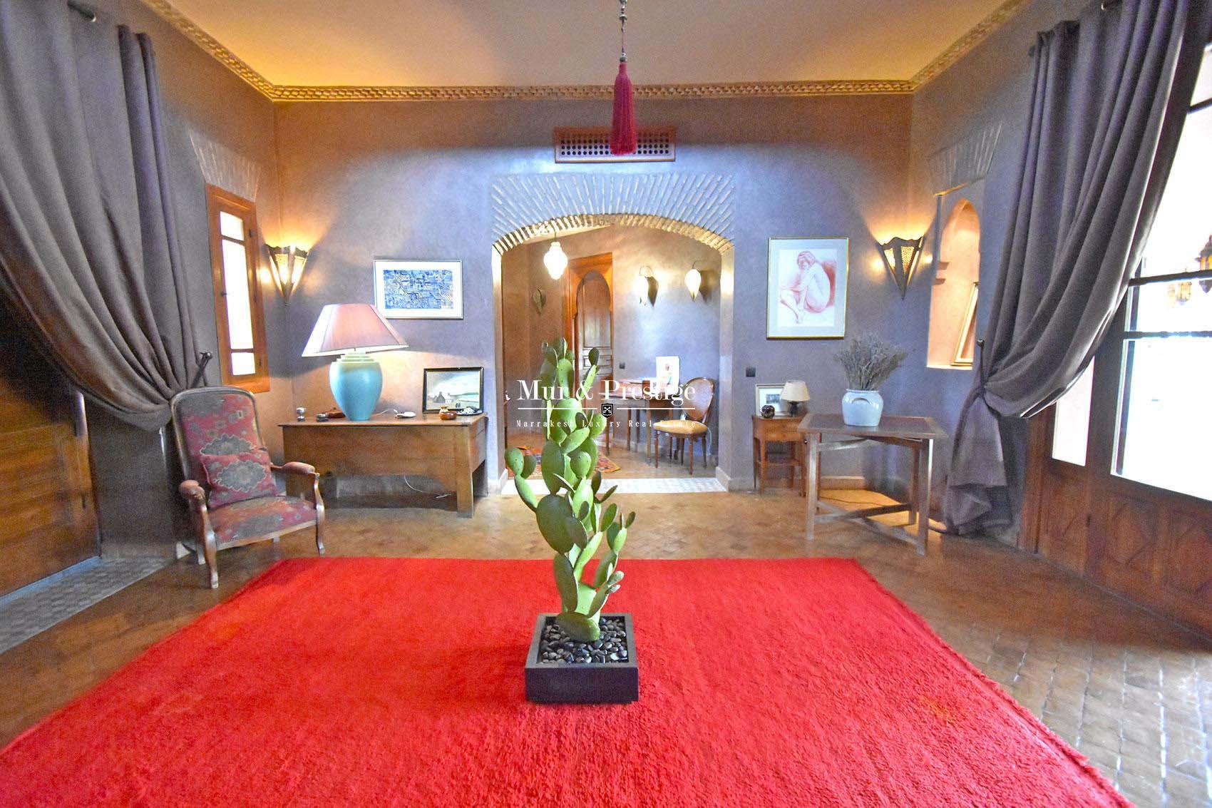 Villa d'exception en vente Marrakech