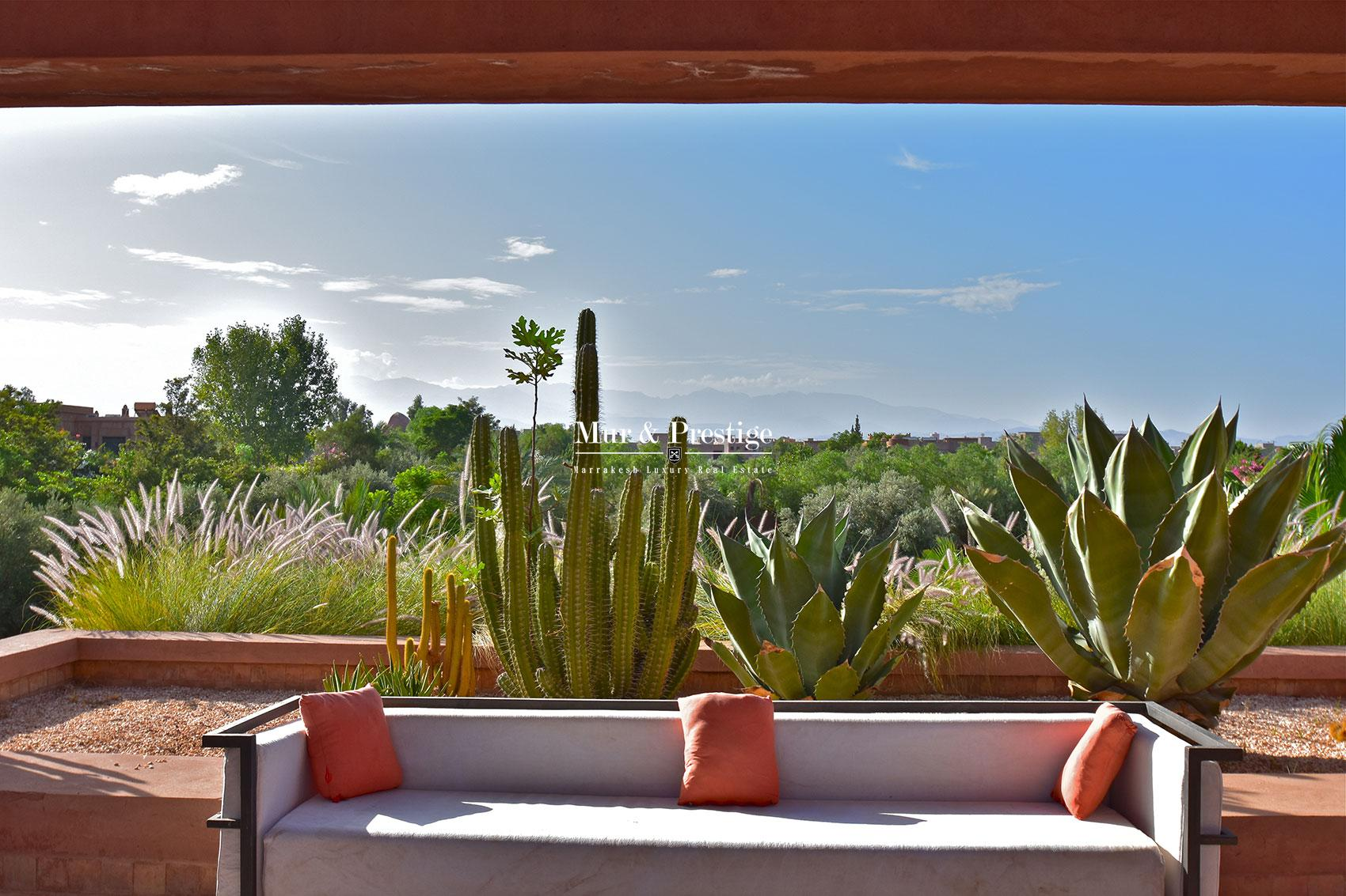 Villa d'exception en vente a Marrakech