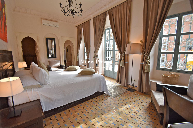Villa en vente route de Ouarzazate à Marrakech