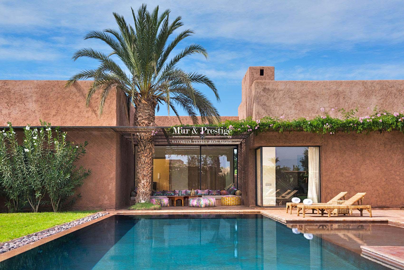 Villa en vente route d'Amizmiz a Marrakech