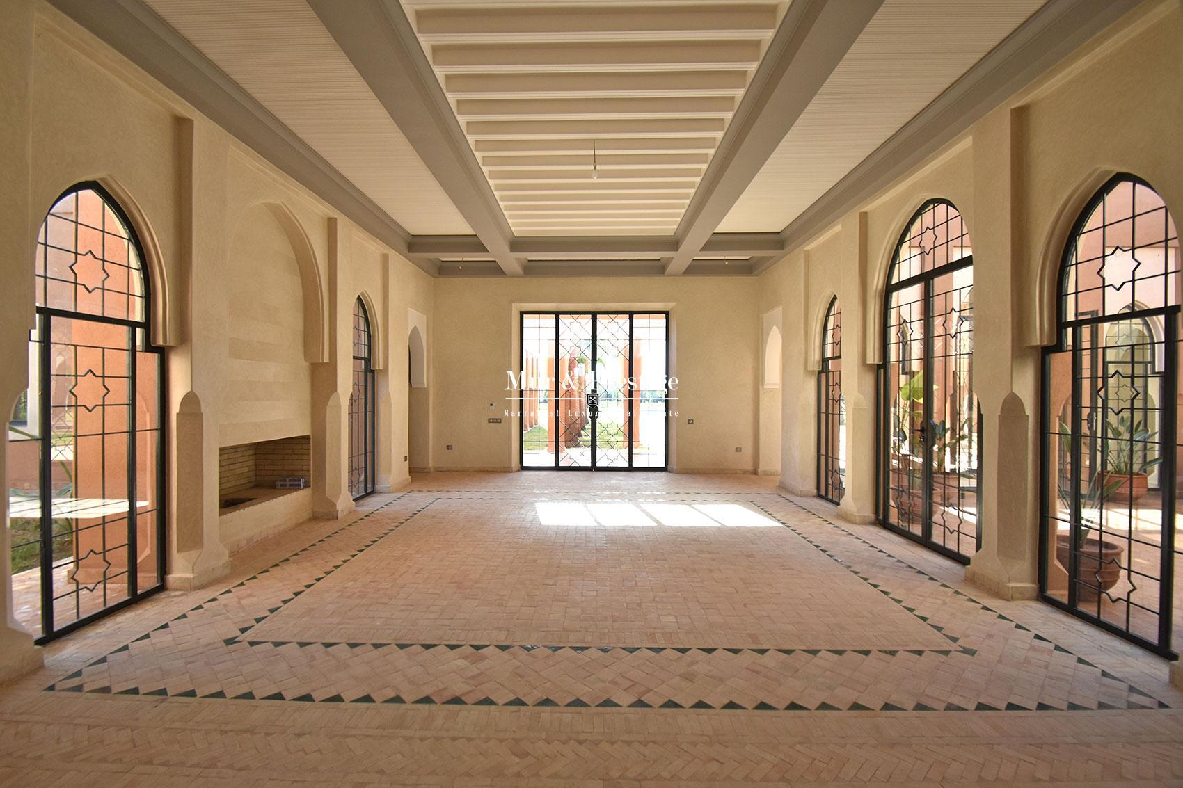 Villa moderne en vente a Marrakech